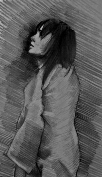 Ellen Page by Gega